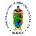 Λογότυπο World Natural Strongman Federation (WNSF)