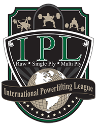 Λογότυπο International Powerlifting League (IPL)