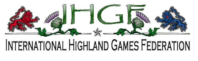 Λογότυπο International Highland Games Federation (IHGF)